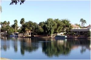 phoenix arizona waterfront homes gilbert az waterfront homes for