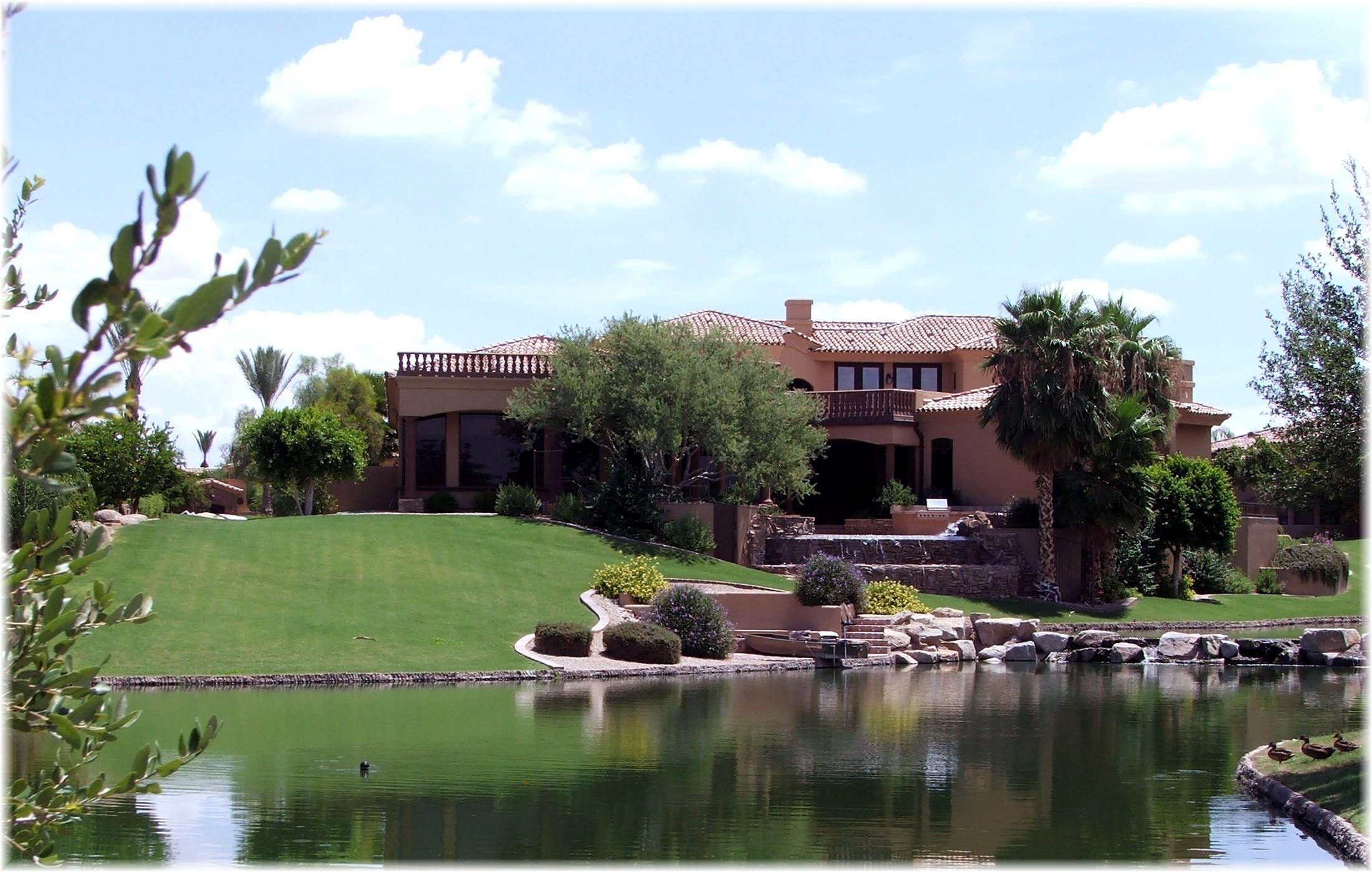 arizona waterfront homes ahwatukee chandler gilbert waterfront