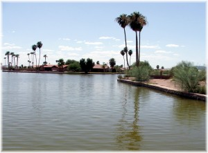 Lake Community home in Phoenix