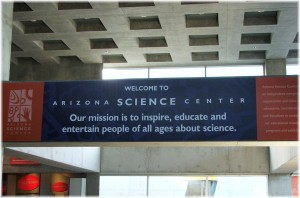 Arizona Science Center Mission