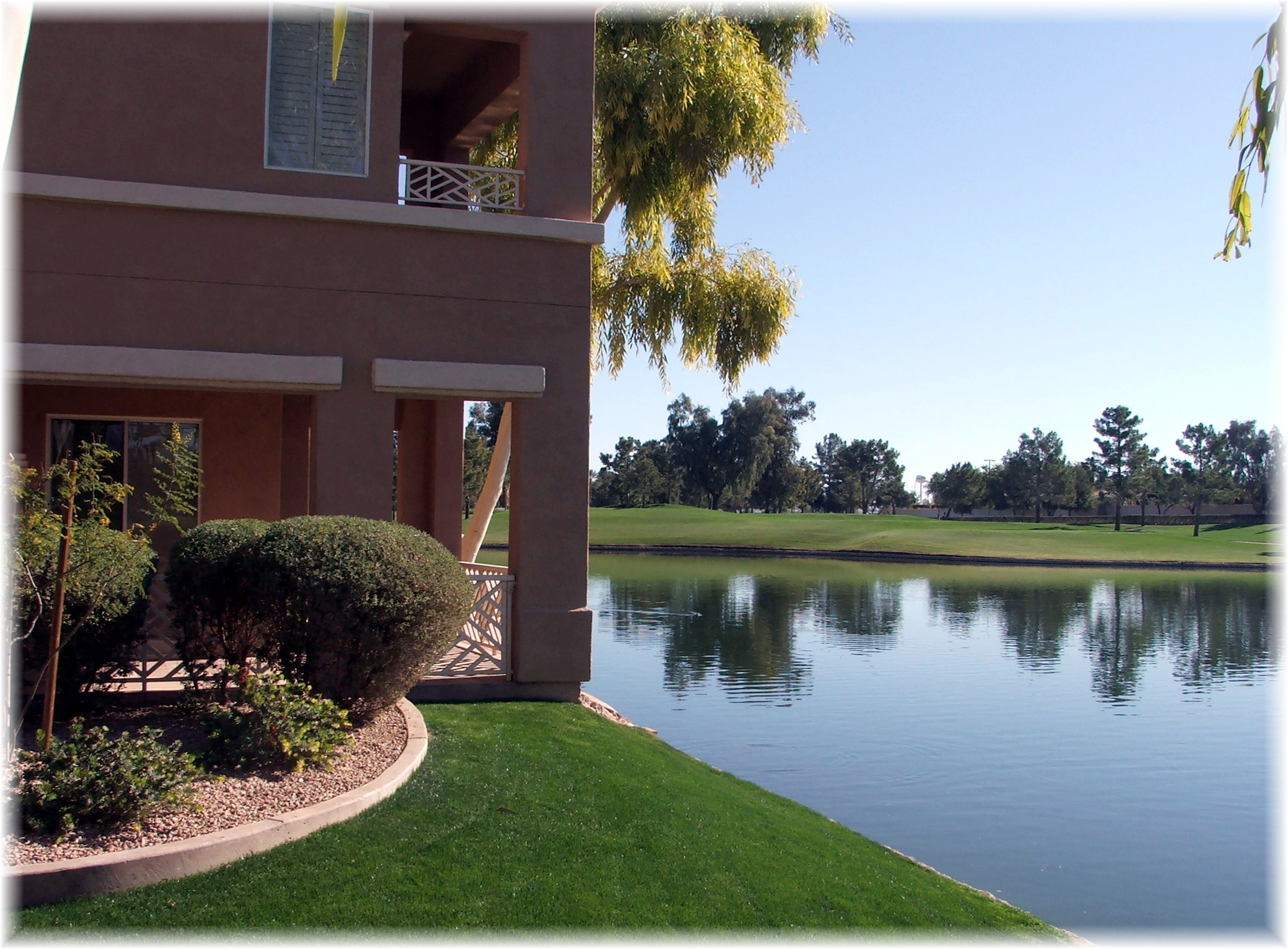 Phoenix arizona waterfront homes cantabria view of for Cantabria homes