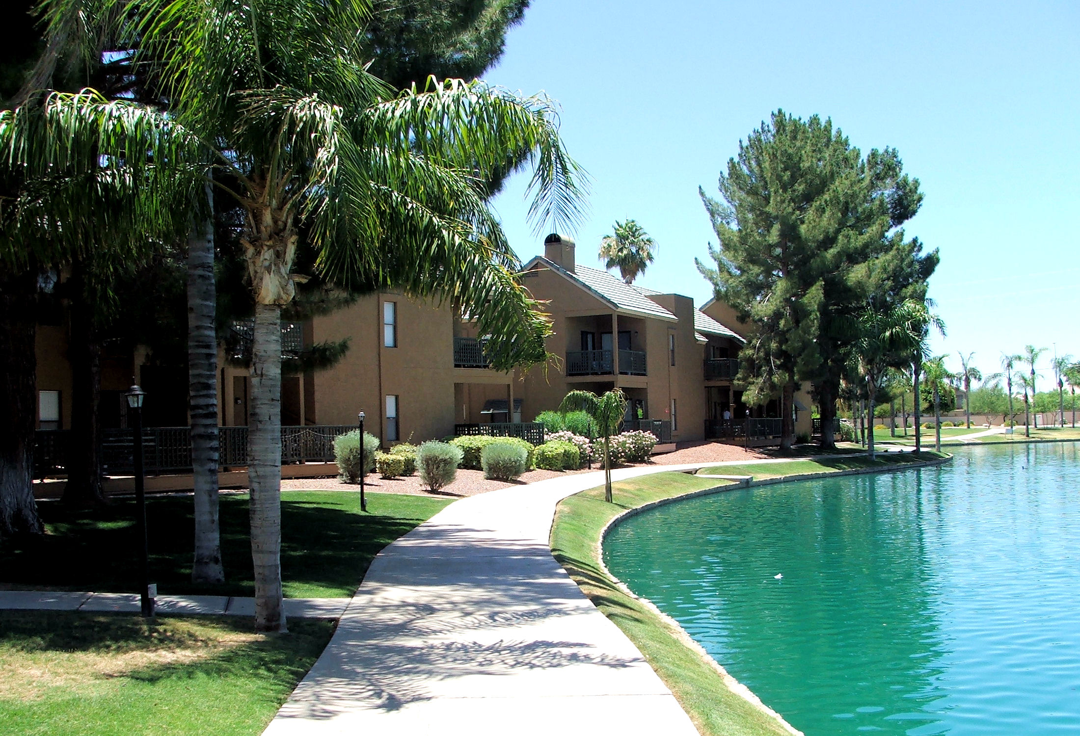 Chandler waterfront condos for sale at lakeside village at andersen