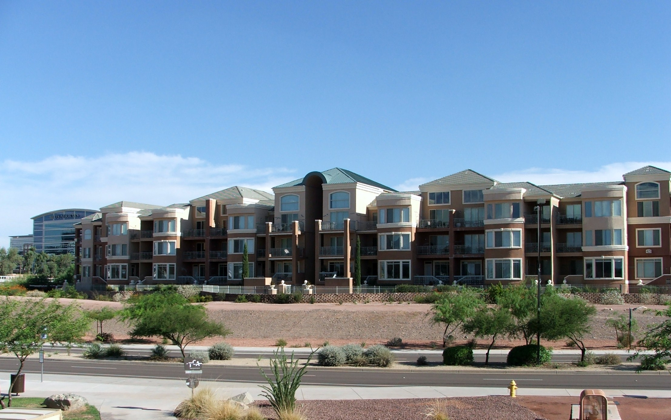 Phoenix Arizona Waterfront Homes Lakefront Tempe Townhouses for