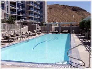 Edgewater community pool
