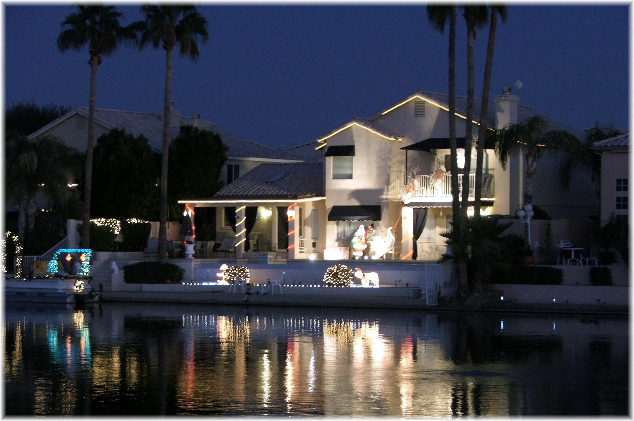 Christmas Lights Scottsdale