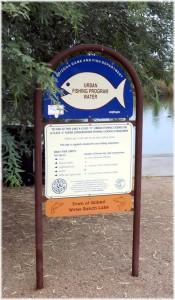 Urban Fishing Program - Water Ranch