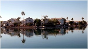 Desert Harbor Waterfront Homes